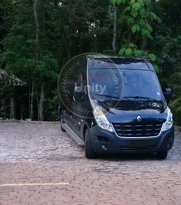 Aluguel de Van Luxo para Viagem MG