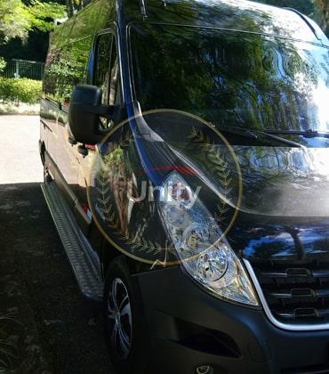 Van de Luxo Transfer Hotel para Atibaia SP