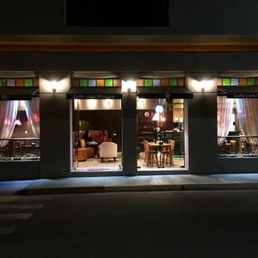 Restaurante em Bueno Brandão