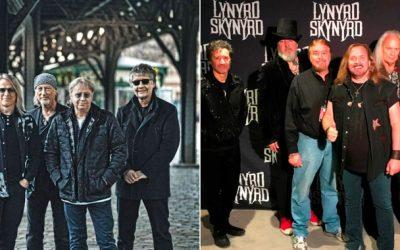 Deep Purple e Lynyrd Skynyrd voltarão ao Brasil