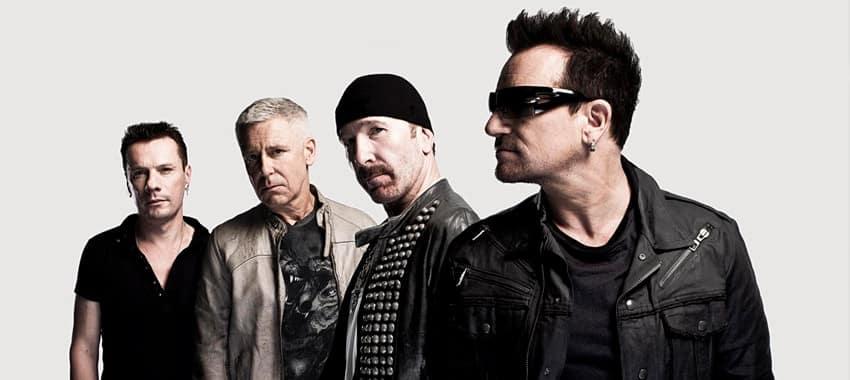 U2 anuncia o terceiro show em São Paulo