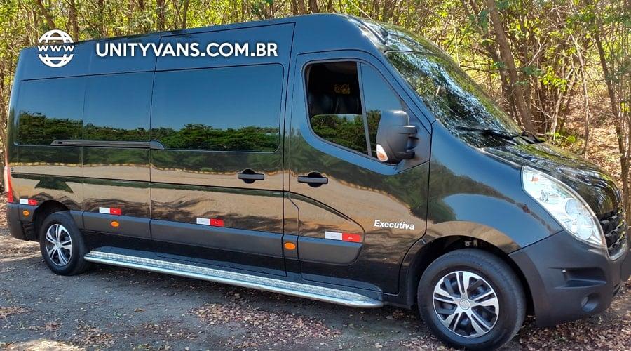 Qual o Valor da Locação de Van?