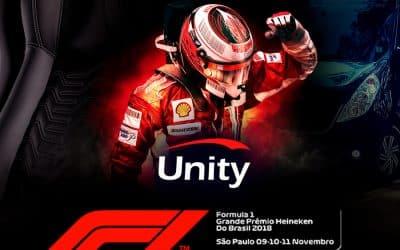 Formula 1 Grande Prêmio Heineken GP 2018