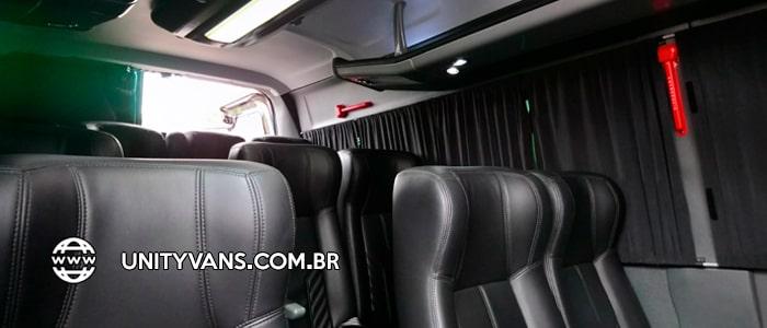Aluguel de Van no ABC Paulista