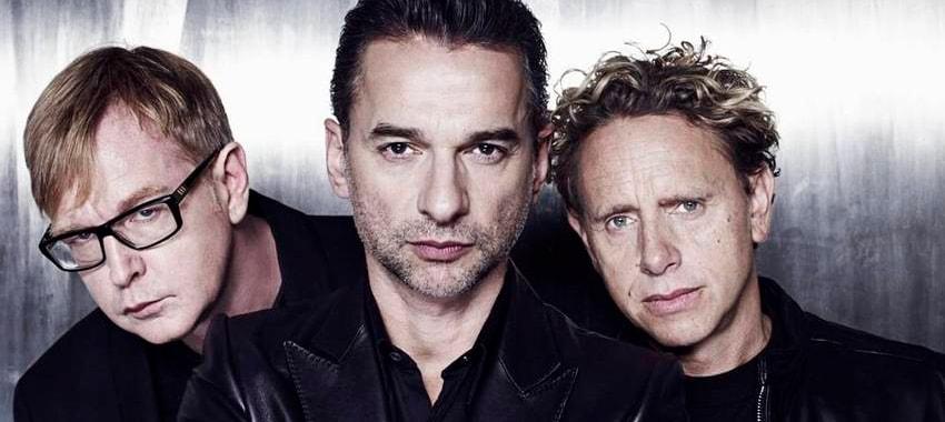 Depeche Mode. Saiba Mais na Unity Vans!
