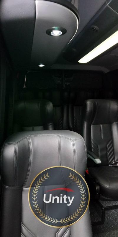 Van de Luxo para transporte executivo em Campos do Jordão