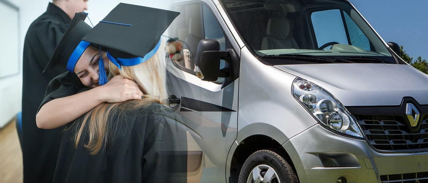 Aluguel de Van para Expo Barra Funda