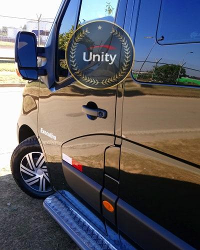 Aluguel de Van para São Roque SP. City Tour na cidade