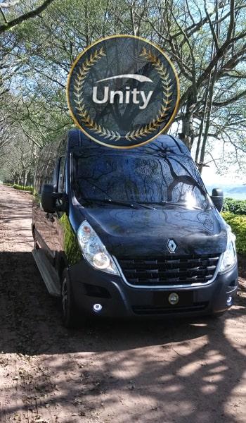 Alugue uma Van Executiva para ir ao Show do Iron Maiden em São Paulo
