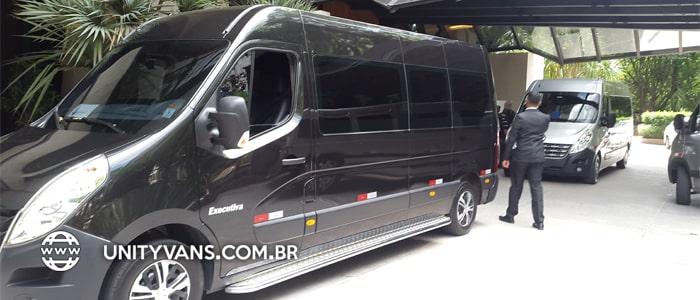 Aluguel de Vans em São Paulo SP