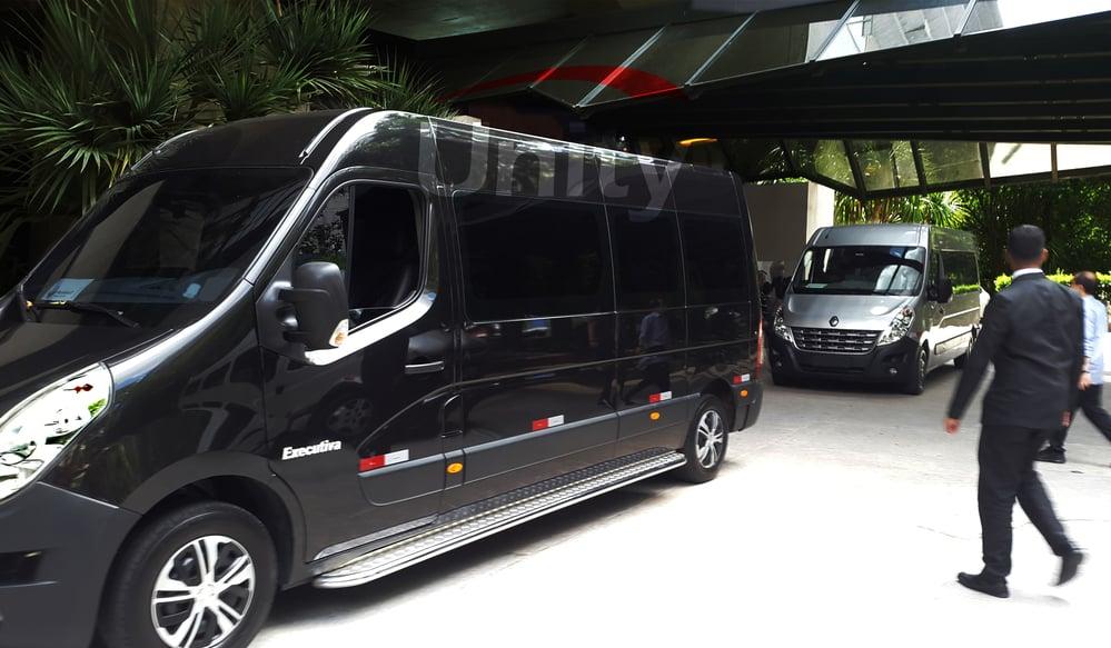 Aluguel de Vans com Motorista transfer em SP Diária Evento