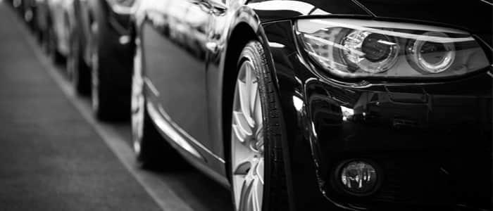 Aluguel de Carro com Motorista para Evento