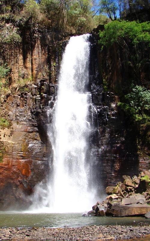 Cachoeira em Faxinal PR