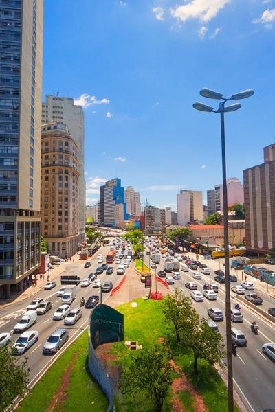 City Tour em São Paulo