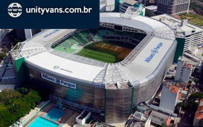 Aluguel de Vans para o Allianz Parque