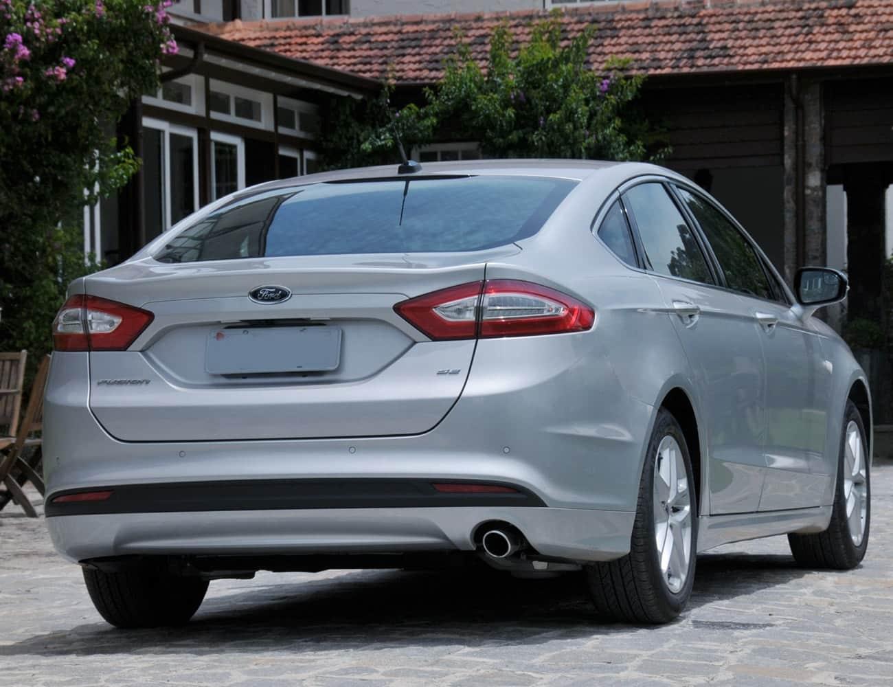 Ford fusion luxo com motorista em sp