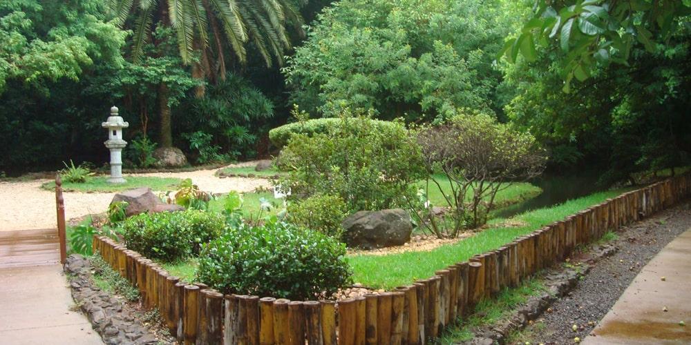 Horto Florestal em Maringá Parana