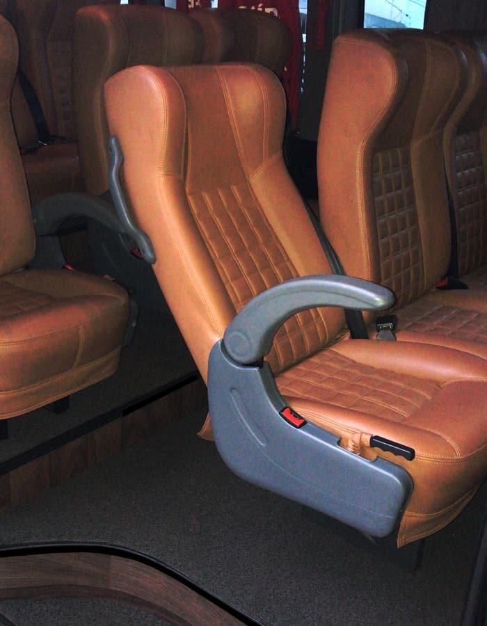 Locação de Van Luxo com Motorista SP