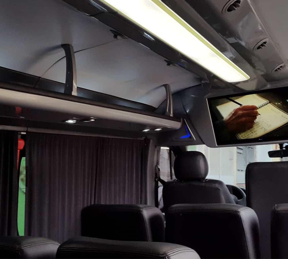 Locação de Van Luxo em SP ABC