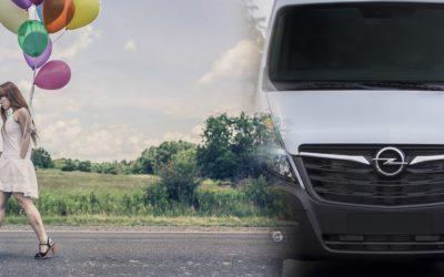 Locação de Van para Festa de Empresa no Interior