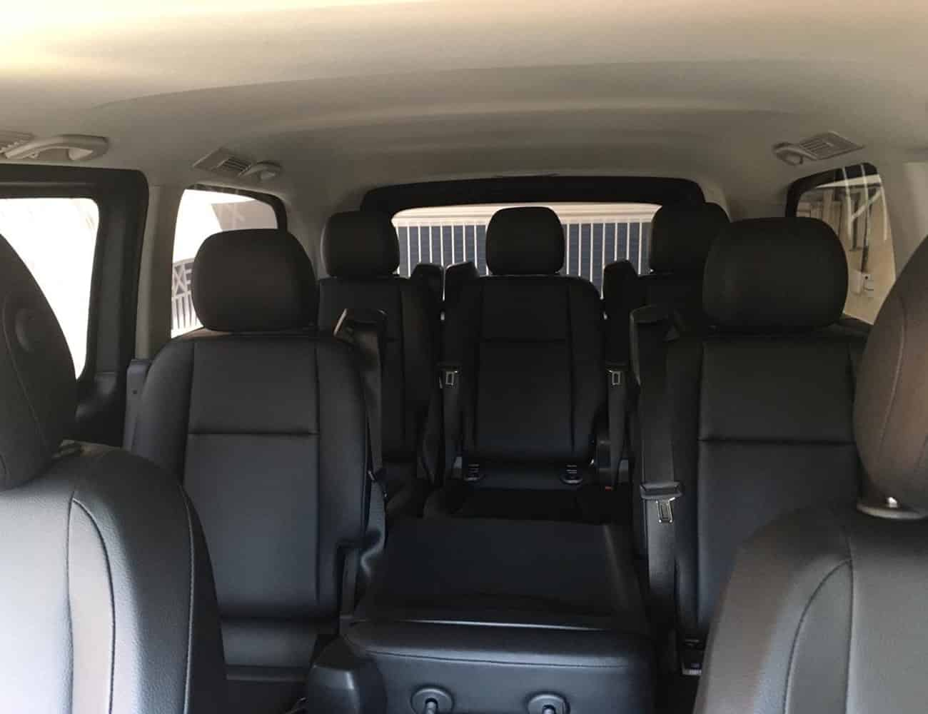 Mercedes Benz Vito Executiva blindada com motorista Itaim bibi