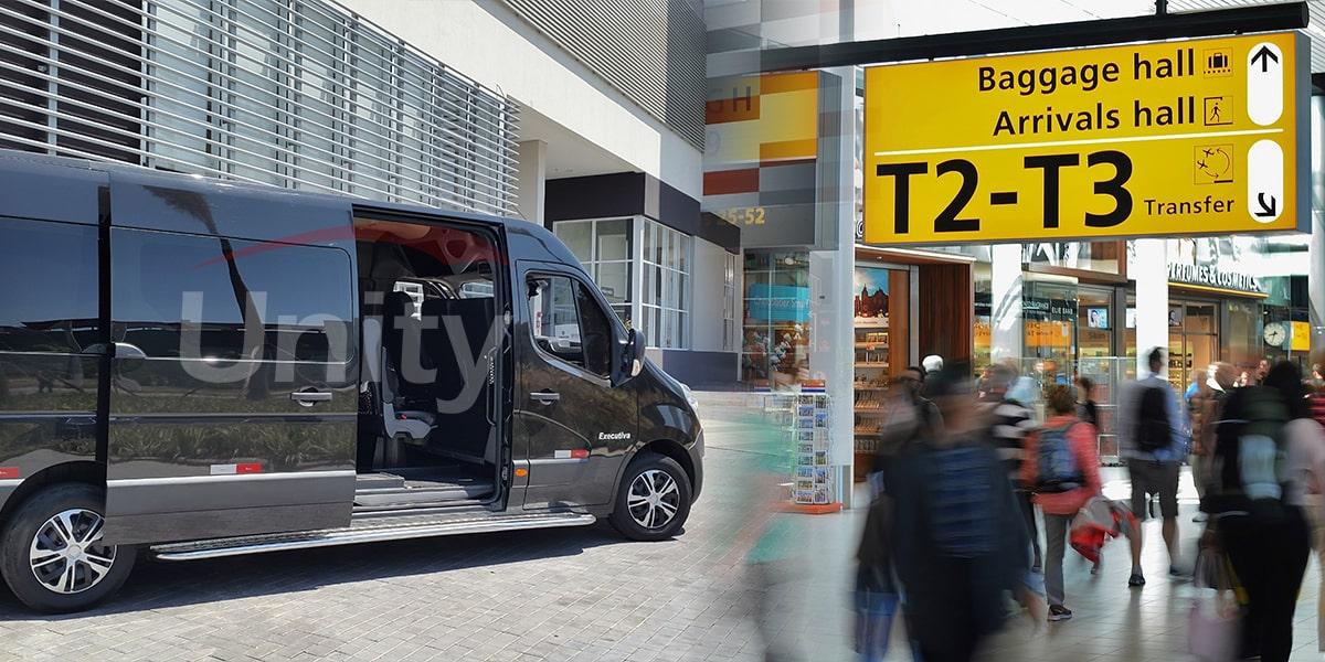 Quanto Custa Alugar uma Van para Transfer Aeroporto