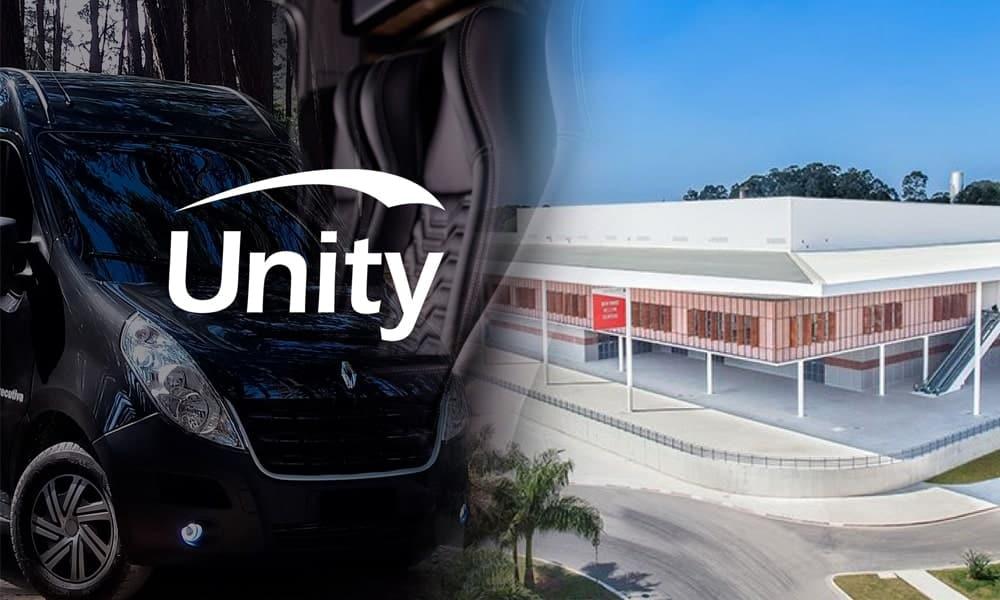 Aluguel de Van para Expo São Paulo Imigrantes