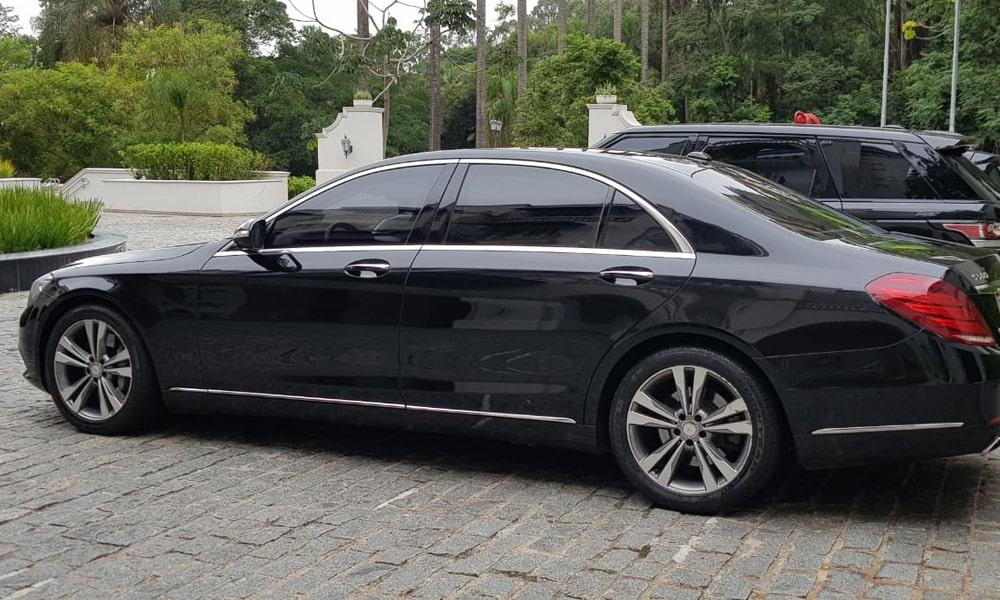 Sedan Luxo para VIP