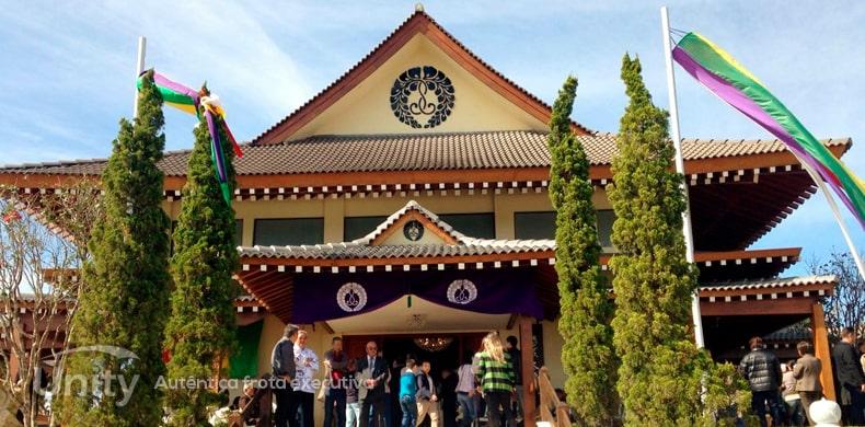 Templo Honpa Hongwanji Mogi das Cruzes