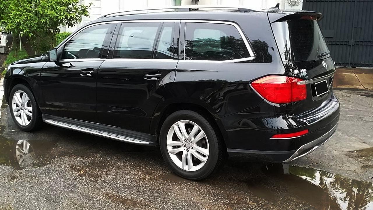 Transporte Executivo Premium em SP com SUV Luxo blindado