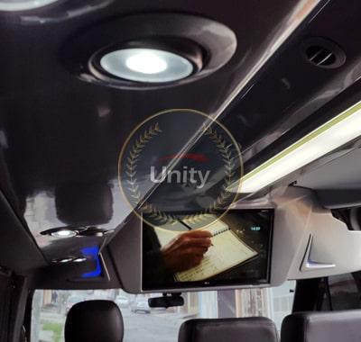 Unity Vans Transfer GRU Aeroporto