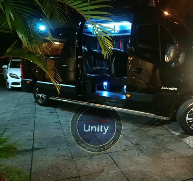 Van premium aluguel de vans em são paulo sp