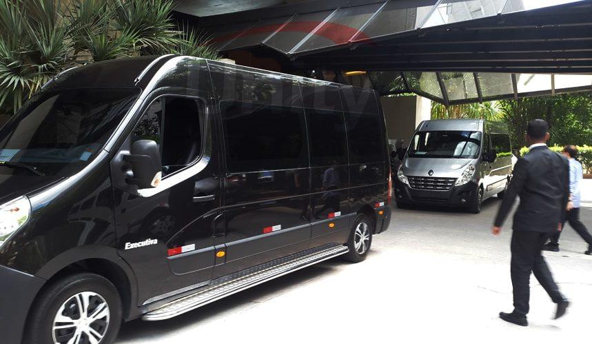 Vans Executivas Unity Vans em São Paulo Capital