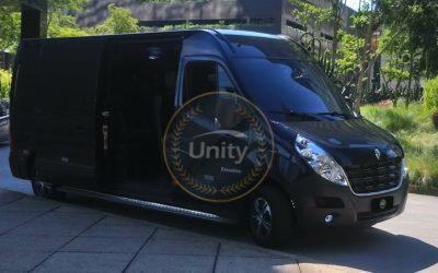 Negócios: Transporte Executivo de Qualidade