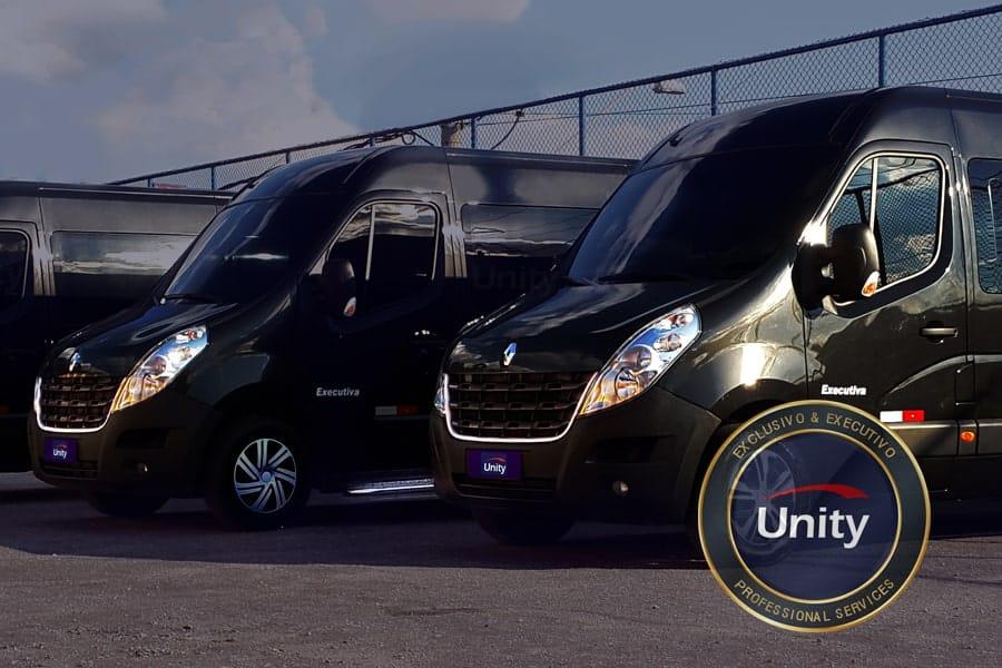 aluguel de vans para transporte corporativo em scs, sp e aeroporto