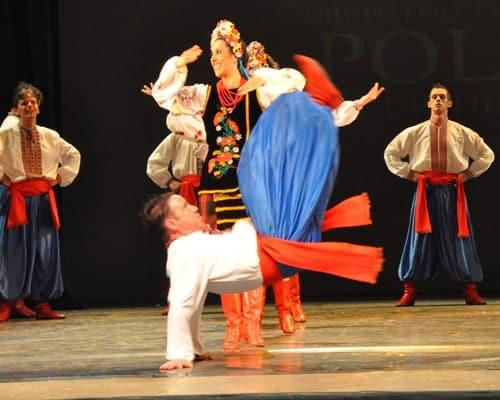 danças ucranianas em Prudentópolis