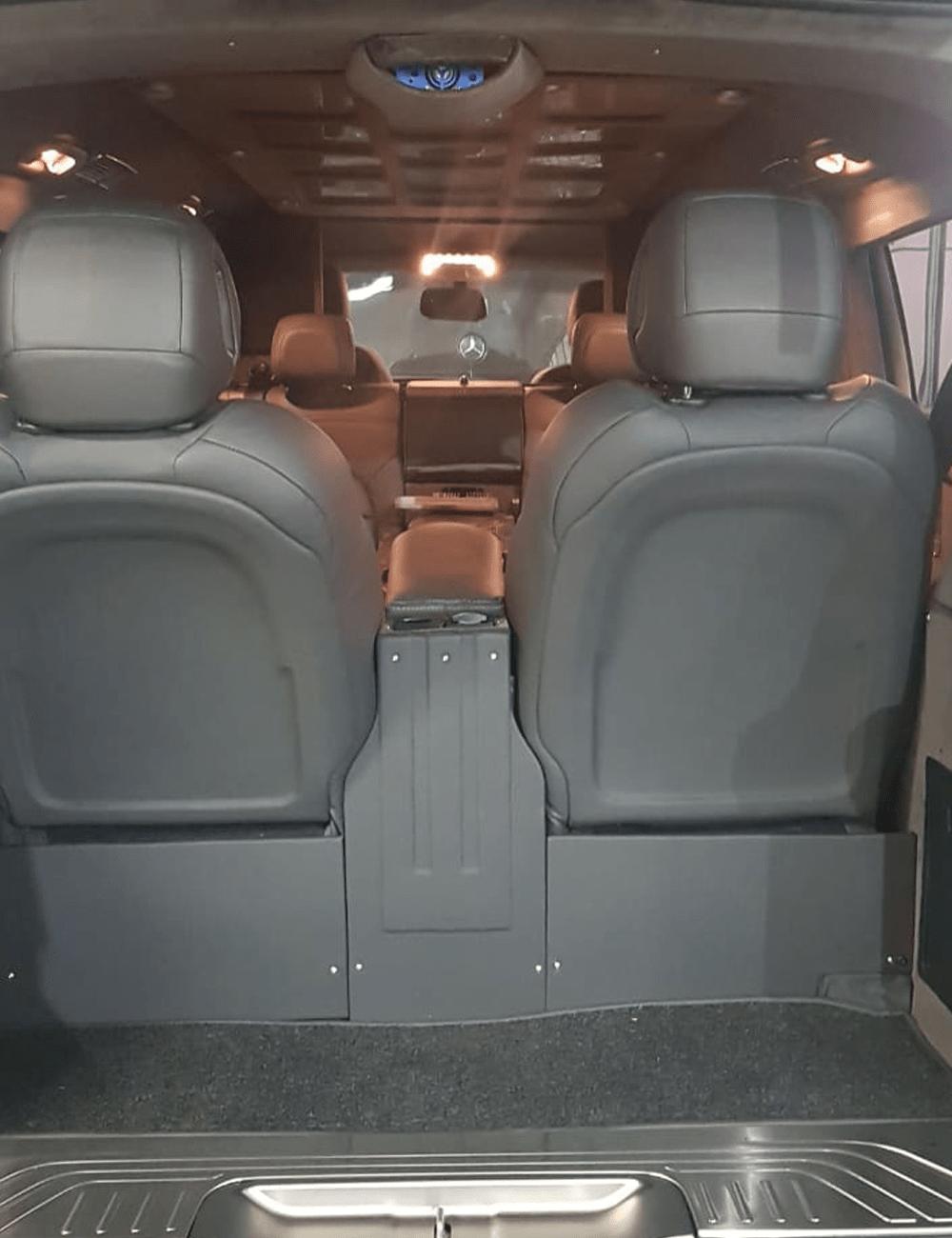 minivan jet luxo