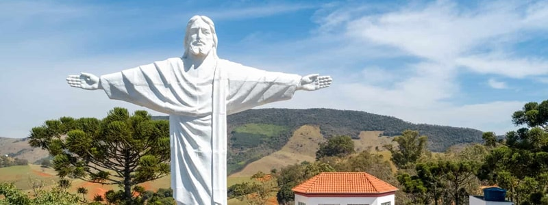 Transporte para Vistar Mirante do Cristo em Socorro