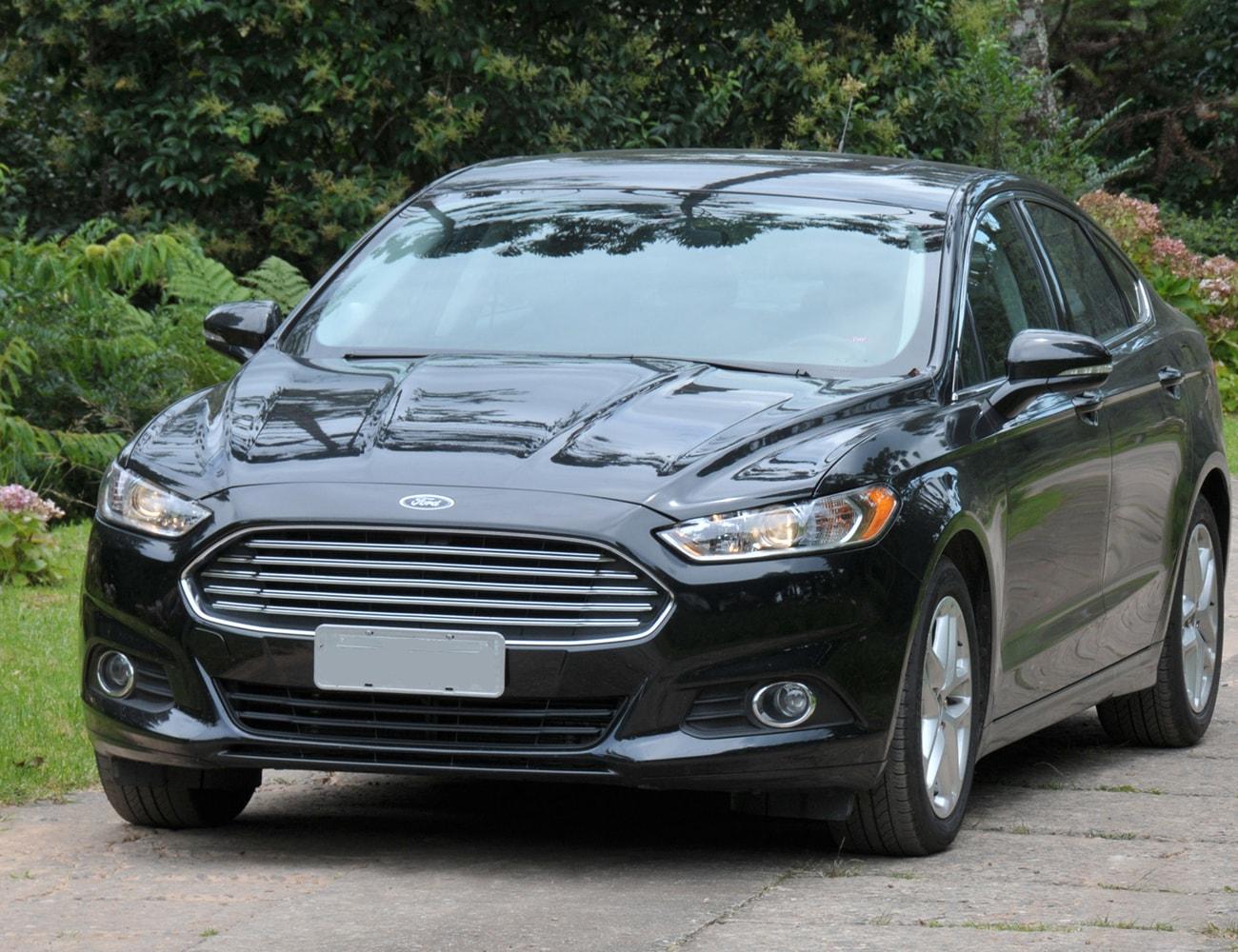 transporte executivo com ford fusion luxo